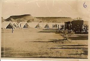 Camp at Alice Springs 1