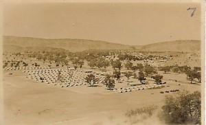 Camp at Alice Springs 2