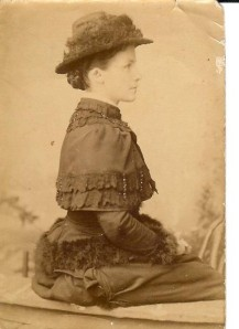 Earl Grandmother Mary Kezia Bailey