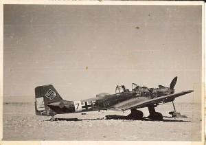 German Stuka bomber 2