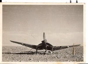 German Stuka Bomber